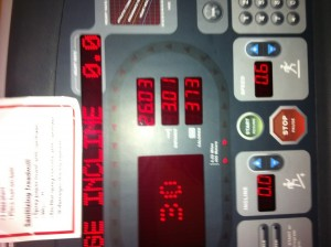 Little Victories: Katie 1 – Treadmill 0
