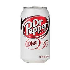 I'm Breaking Up with Diet Dr. Pepper