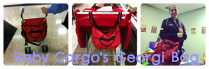 Diaper bag functions