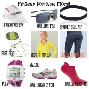 Push Gifts for FitMoms