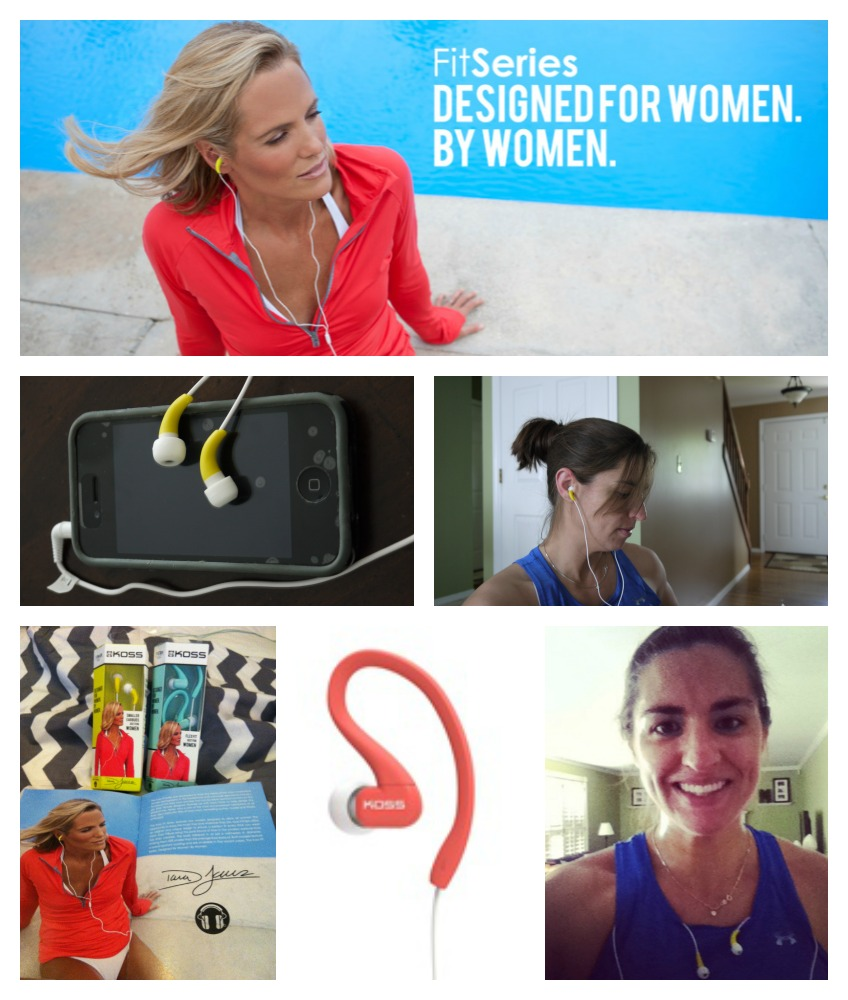 Koss Headphones and Dara Torres