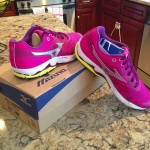 Mizuno Wave Sayonara Shoe Review and Treadmill Workout