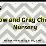 Chevron Nursery Reveal