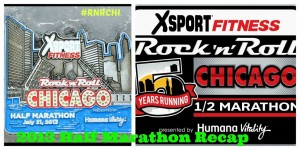 2013 Rock 'n' Roll Chicago Half Marathon Recap