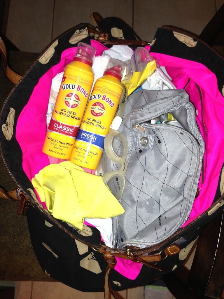 Meet The Newest Addition….To My Gym Bag and a Giveaway