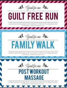 Free Printable Fitness Coupons
