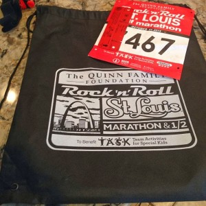 The Race Recap Link Up