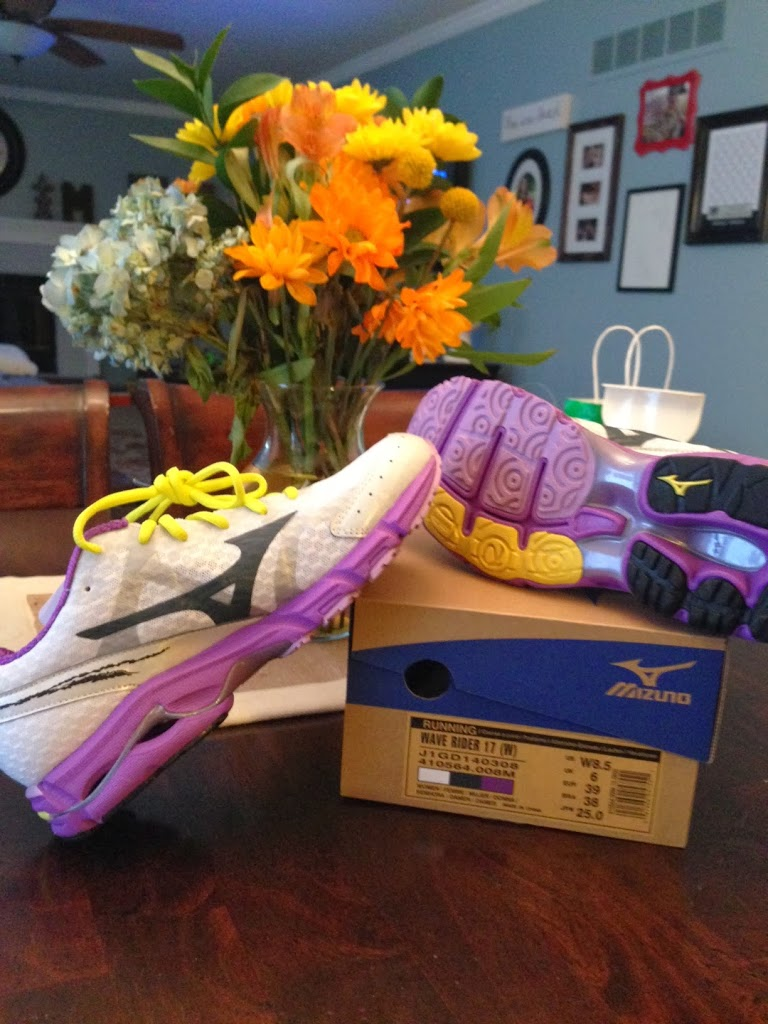 Mizuno Wave Rider 17 Shoe Review