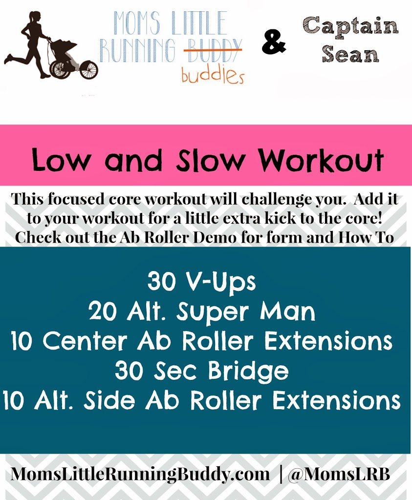 Ad Roller Workout