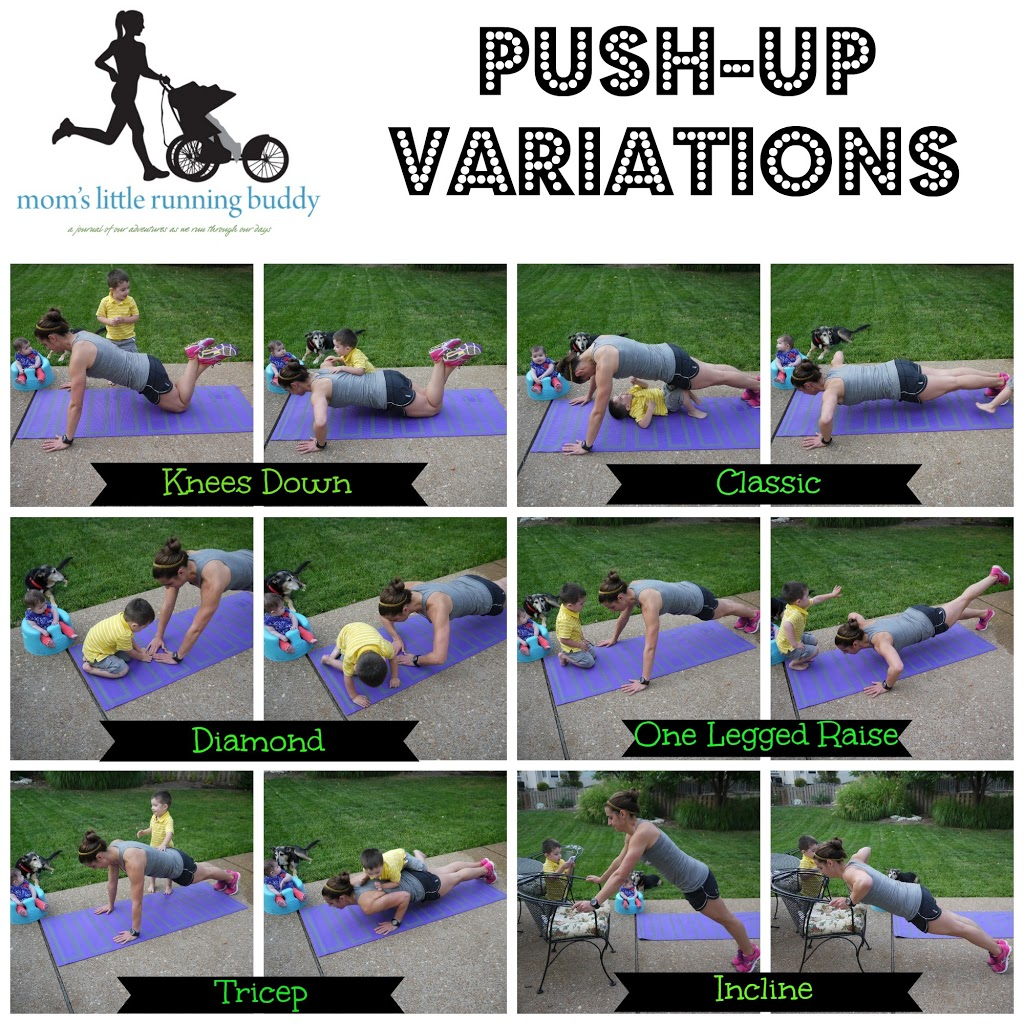 push-up workout