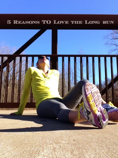 5 Reasons to Love In The Long Run