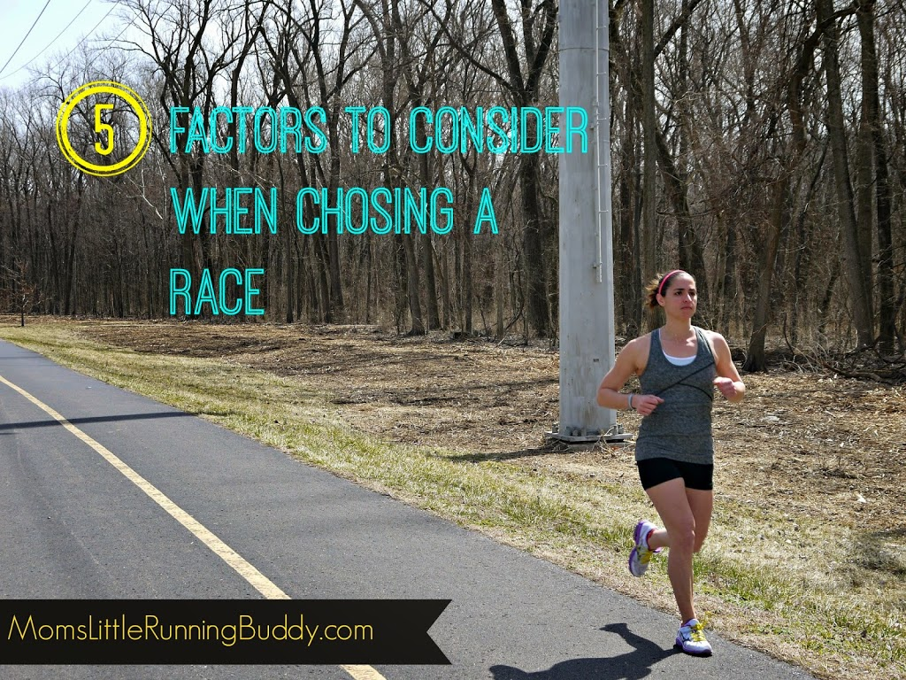 Tips for selecting a Road Race