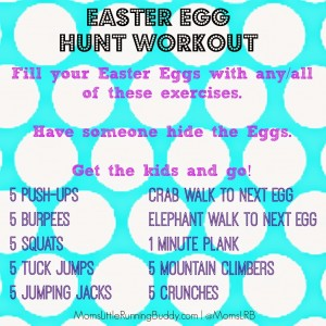 The New Easter Egg Hunt Workout