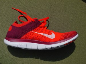 Nike Free 4.0 FlyKnit Shoe Review