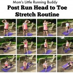 Post Run Static Stretching Routine