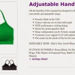 Handful Bra Review
