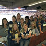 Joining the St. Louis Rams Fam