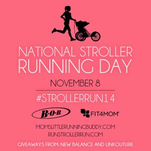 More National Stroller Running Day Fun