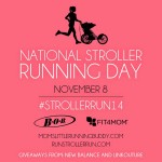 National Stroller Running Day is Coming!