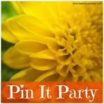 It's Pin It Party Thursday
