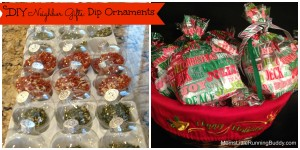 DIY Dip Ornaments