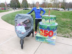Marvelous Monday – Stroller Running and Family Fun