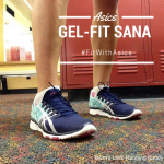 Get Fit with Asics: GEL-Fit Sana Review