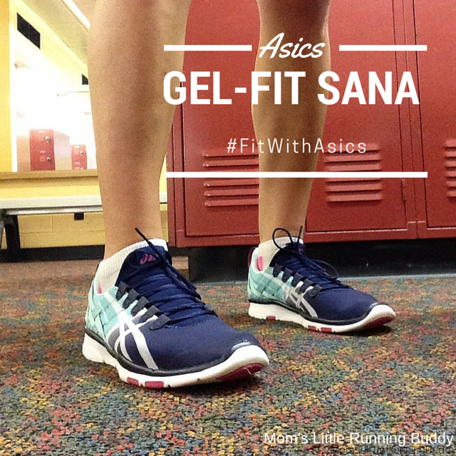 Villano Desierto deseable  Get Fit with Asics: GEL-Fit Sana Review | Moms Little Running Buddy