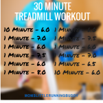 Update on the Week and a Treadmill Workout