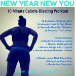 New Year New You Workout