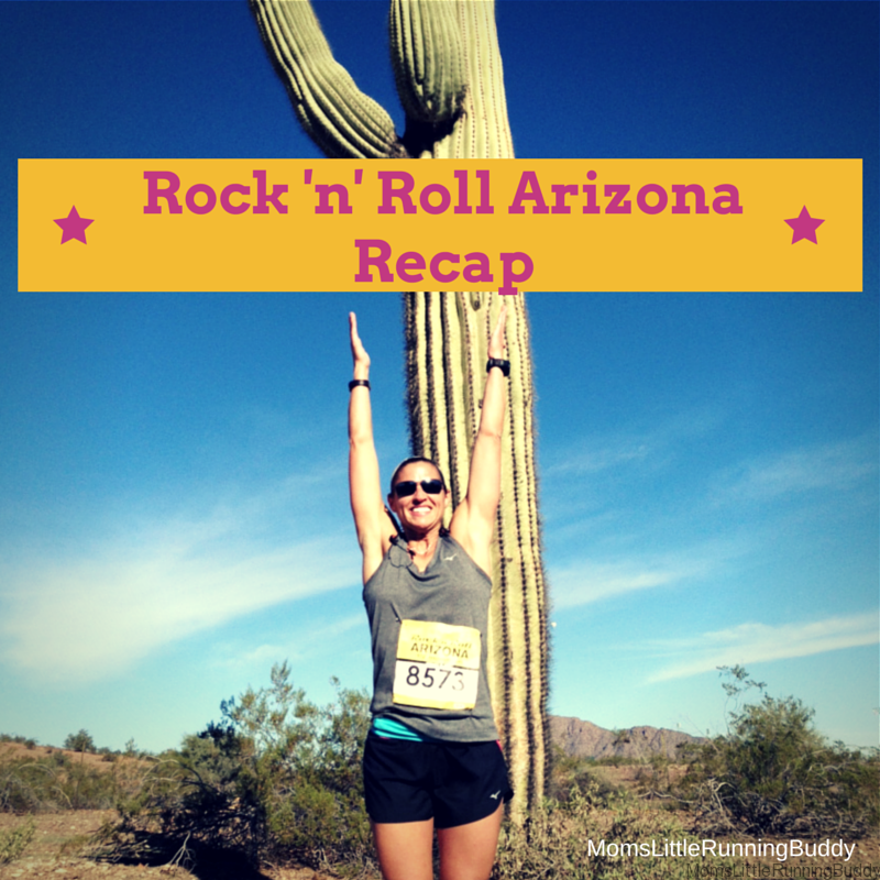 Rock 'n' Roll Arizona Recap
