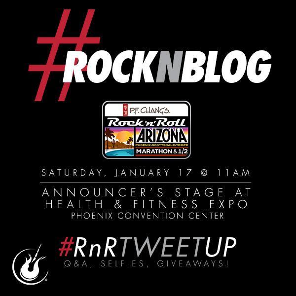 Rock 'n' Roll Tweet Up