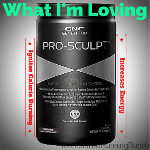 What I'm Loving: GNC GentixHD Pro-Sculpt
