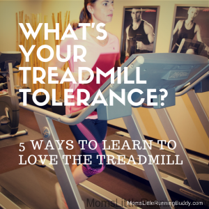 What's Your Treadmill Tolerance?
