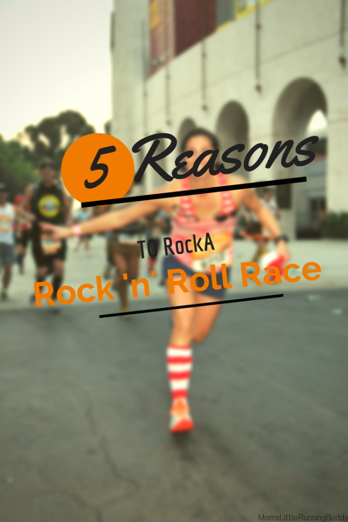 5 Reasons to rock a rock 'n' roll