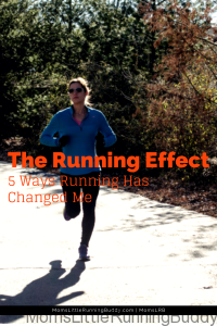The Running Effect: How Has Running Changed You?