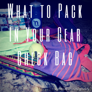 What to Pack in Your Gear Check Bag