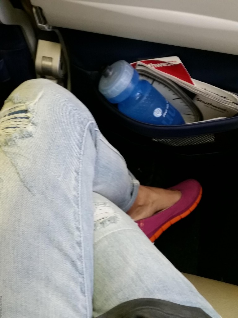 Airplane Shoes