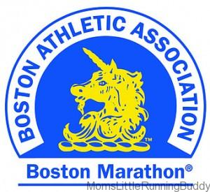 Cheering for Boston Marathon