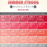 Bowflex #SummerStrong 30 Day Challenge
