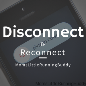 Reconnecting By Disconnecting