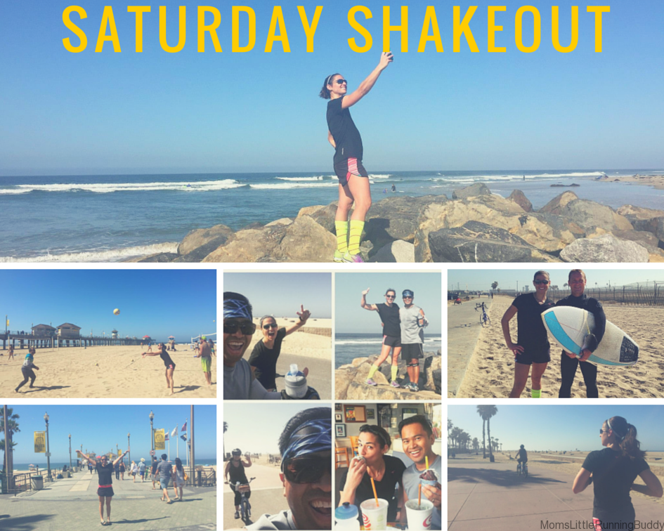 Saturday Shakeout Run