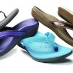 National Flip Flop Day with Vionic