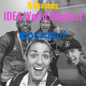IDEA World Blogfest