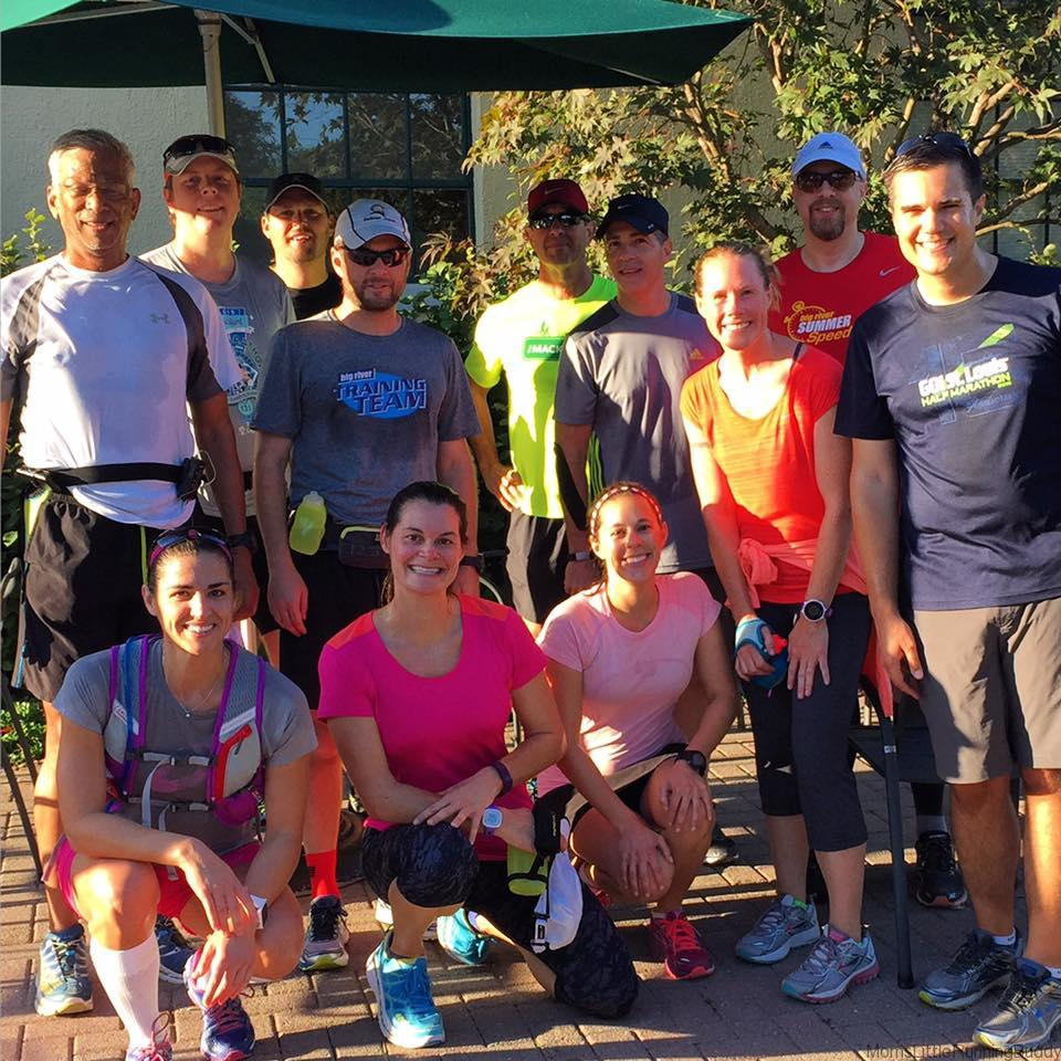 Big River Running Training Group