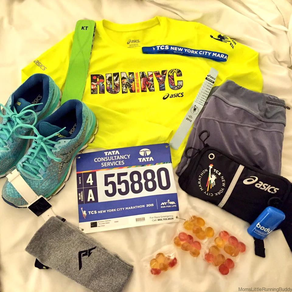 NYC Marathon Race Gear