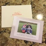 Minted Holiday Cards + Giveaway