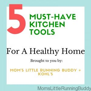 Healthy Kitchen + Kohl's Giveaway