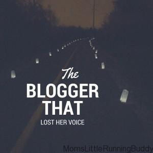 The Blogger That Lost Her Voice