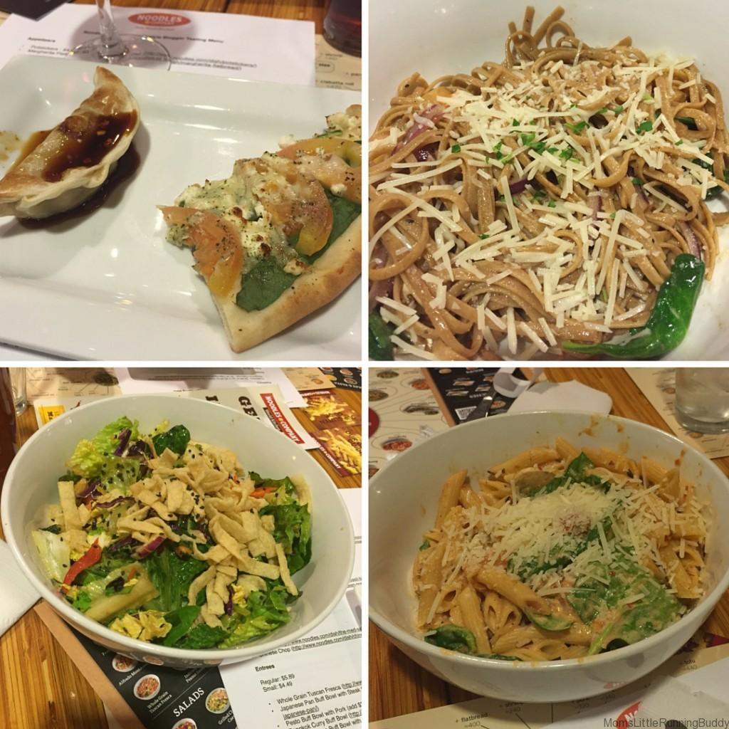 Noodles and Co Food